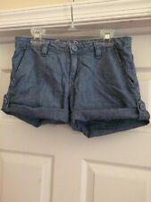 Fabulous Gap Kids Girl's Denim Shorts Size 14 Regular-Adjustable Waist-Worn Once