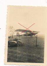 Nr. 28298 Foto 2 Wk Fieseler Storch Flieger  Frankreich  6 x 9 cm