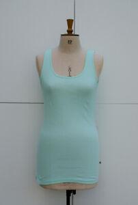 Sweaty Betty Mantra Jersey Vest, Mint Aqua, Size M, UK12