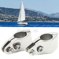 "25mm 1"" 316 Stainless Steel Marine Hardware Fittings Boat Bimini Top"
