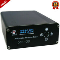OGS-3D ATU-100 Automatic Antenna Tuner Shortwave Antenna Tuner For QRP/QRO Radio