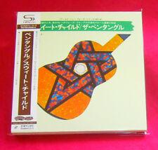 The Pentangle Sweet Child JAPAN SHM MINI LP CD 2 X CD UICY-94641-42