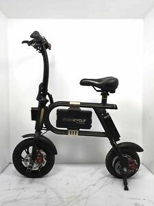 Swagaton Swagcycle Powers on Back Tire issue Sporting Goods Electric Bicycle