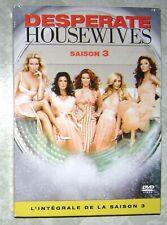 DESPERATE HOUSEWIVES L'INTEGRALE DE LA SAISON 3 COFFRET 6 DVD