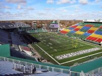 CFL Saskatchewan Roughriders Taylor Field 8 X 10 Color Photo Picture