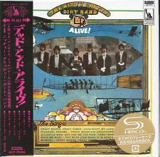 NITTY GRITTY DIRT BAND-ALIVE!-JAPAN MINI LP SHM-CD Ltd/Ed G00