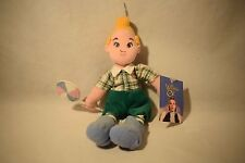 "10""  Lollipop Boy  Wizard of Oz Turner Entertainment Plush Doll 1998  (D617)"
