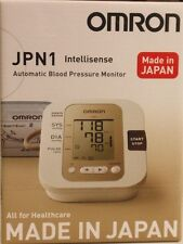 New OMRON HEM JPN1 Intellisense Digital BP Monitor Upper Arm