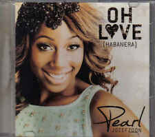 Pearl Jozefzoon-Oh Love Promo cd single