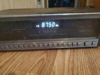 Carver Model TX-11 FM Stereo Tuner