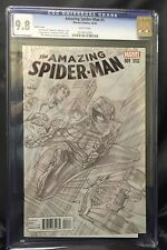 Marvel The Amazing Spider-Man #1 Alex Ross 1:100 Sketch CVR CGC 9.8