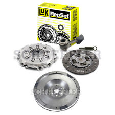 LUK CLUTCH KIT+ SLAVE +FLYWHEEL for 1995-2000 FORD CONTOUR MERCURY MYSTIQUE 2.0L