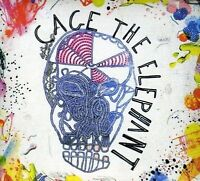 CAGE THE ELEPHANT Cage The Elephant CD BRAND NEW S/T Self-Titled