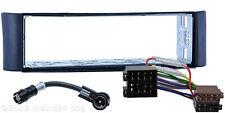 Radio Blende für SMART fortwo 450 Auto Einbau Rahmen ISO Adapter Antennen Kabel