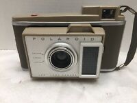 Vintage Polaroid J33 Land Camera Nice! Look👀
