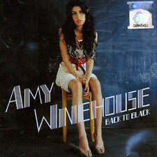 Amy Winehouse - Back to Black [New CD] Holland - Import