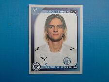 Panini Champions League 2008-09 2009 N.544 TYMOSHCHUK ZENITH ST PETERSBURG