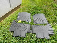 2012-2014 Toyota Tacoma DOUBLE CAB All-Weather Floor Mats 4PC PT908-35122-20
