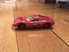 Collection - Dinky Toys - 216 - Dino Ferrari métal rouge portant le numéro 20