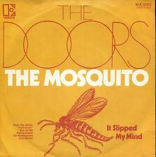 7inch THE DOORS the mosquito GERMAN 1972 EX +PS