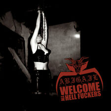 Abigail - Welcome to Hell Fuckers CD (Black Metal, Japan, Sammlung)
