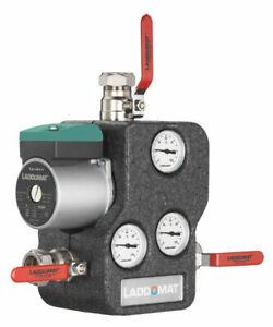 Laddomat 21-60 A Energieeffizienzpumpe UPM3 Thermoelement 72 °C Isolierung