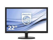 Philips V-Line 223V5LHSB2 22.0 inch LCD Monitor