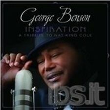 GEORGE BENSON - INSPIRATION. A TRIBUTE TO NAT KING COLE