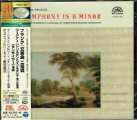 Franck Symphony Wagner Franz Konwitschny John Barbirolli Japan SACD NEW/SEALED
