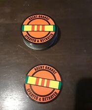 USA Vietnam War Sprayed & Betrayed Decal Bumper Sticker Agent Orange