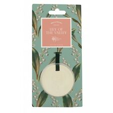 Wax Lyrical RHS Fragrant Garden Lily of The Valley Scented Plaque