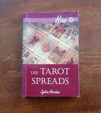 How to use Tarot Spreads Softback Book