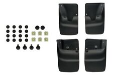 1998-2007 Ford Ranger Front & Rear Black Splash Guard Mud Flaps Set Of 4 OEM NEW