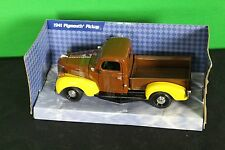 Collectible Die-Cast 1941 Plymouth Pickup Motor Works Wal-Mart Stores
