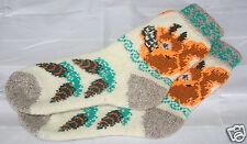 Wolle Socken Wollsocken Gr.38-40 Komposition 70% Schurwolle 20% Mohair 10% Akryl