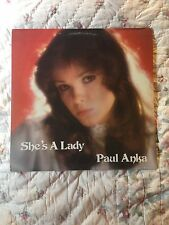 Paul Anka She's A Lady 1979 LP Koala NM/EX