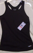 CALVIN KLEIN PERFORMANCE Quick Dry Racer back Tank Workout Top Chestnut Brown M