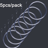 Practical Backing String Fly Fishing Line Tackle Wire Nylon Leader With Loop