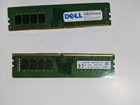 32GB (2X16GB) Mem Ram For Alienware Aurora R6 Desktop Genuine DELL