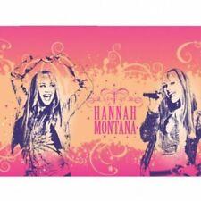 New Plastic Tablecover (120cm x 180cm) - Hannah Montana (TM)