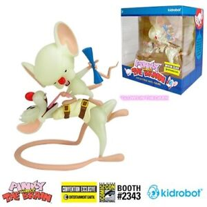 Pinky and the Brain Radioactive Glow-in-the-Dark Vinyl Figure - Convention Excl.
