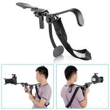 Trípodes y monopies soporte de hombro para cámaras