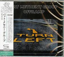 PAT METHENY GROUP-OFFRAMP-JAPAN SHM-CD C94