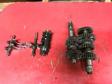 Yamaha SR500 Engine Transmission Gears SR XT TT 500   Shift Drum Forks 1980