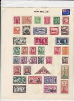 New Zealand Stamps Ref 15094
