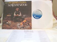 JETHRO TULL..SONGS FROM THE WOOD ORG '77 PROG-PSYCH PROMO! NM-!