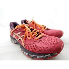 Asics de mujer GT-2000 4 Azalea/melón/Ciruela Trail Running Zapatos 8M Perfecto