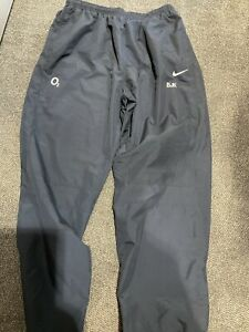 Ben Kay England Rugby 2XL Tracksuit Bottoms
