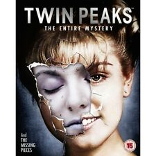 Twin Peaks Seasons 1 to 2 Complete Collection Blu-ray UK BLURAY