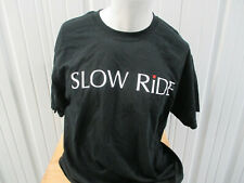 Vintage Foghat Slow Ride Make It Sleezy Xl Black T-Shirt Preowned Slow Ride Rock